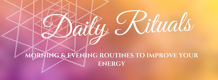 Daily Rituals (1)