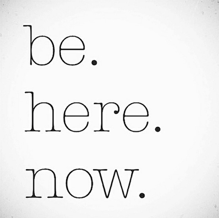 be here now   Yoga Energy with Danielle